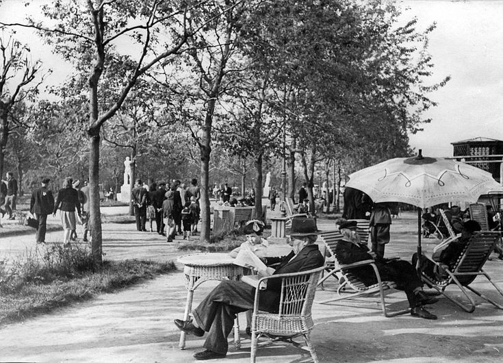 Записки скучного человека - Взгляд на Москву 30-х годов