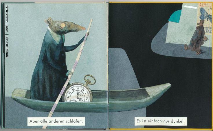 Nachts by Wolf Erlbruch