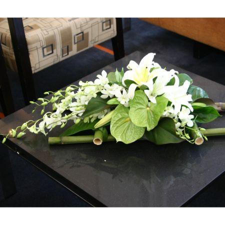 Modern wedding Floral Arrangements   Coffee Table 2 - Corporate Flowers