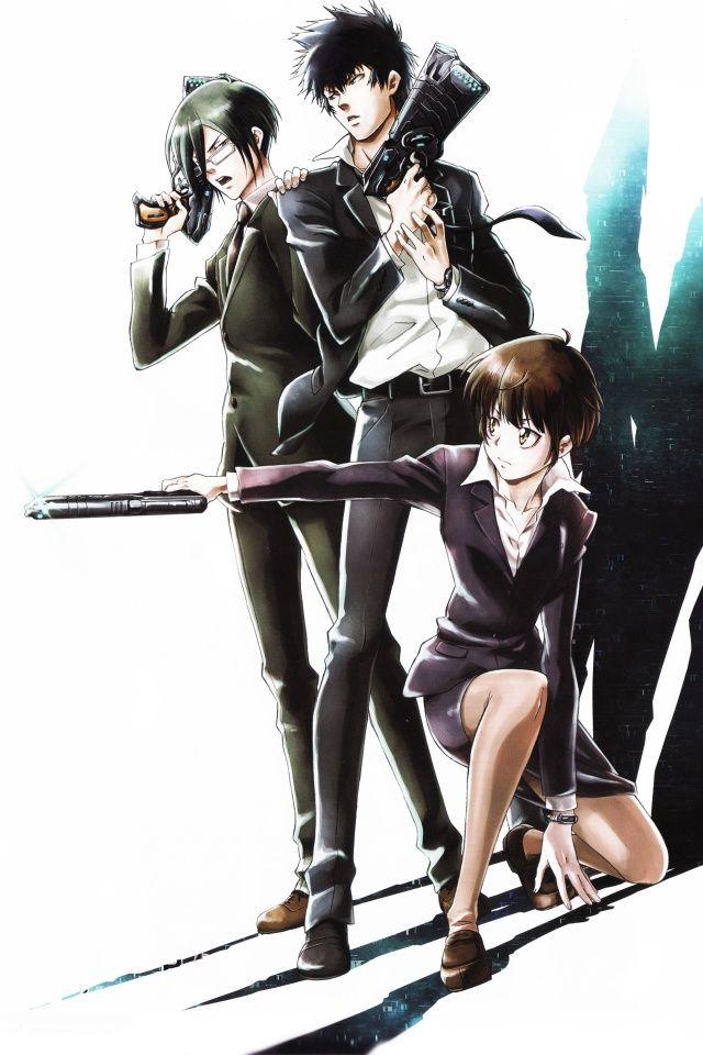 Psycho Pass Anime Movie Poster Pinterest Psycho Pass