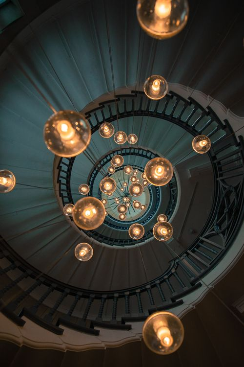 LIGHTS by Michal Dzierza | via Tumblr on We Heart It.