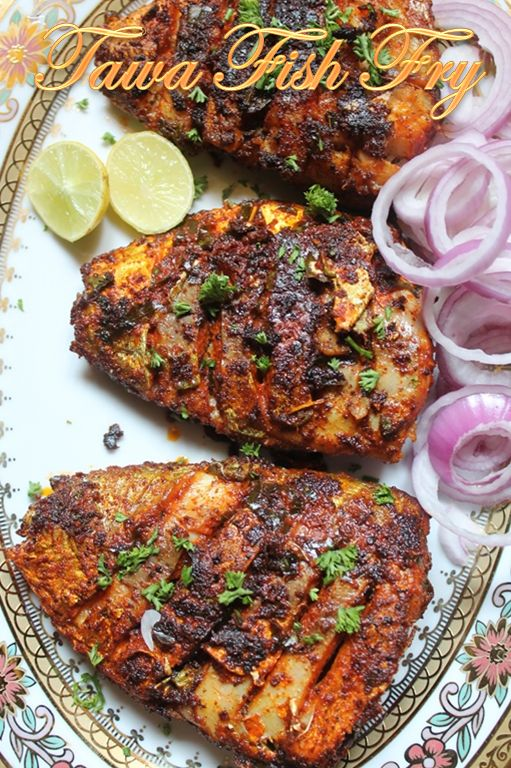 YUMMY TUMMY: Tawa Fish Fry Recipe