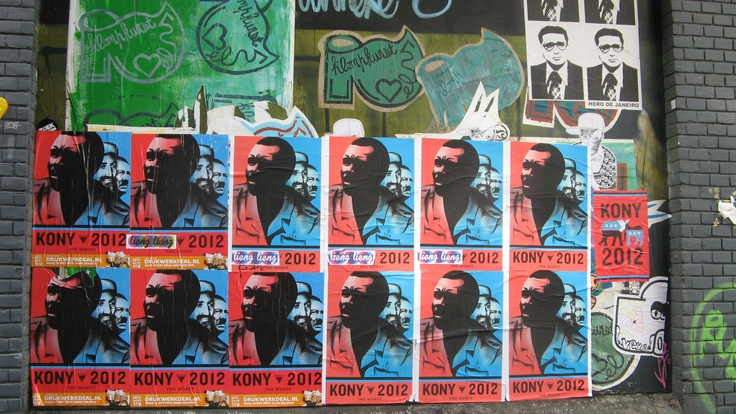 KONY 2012 AMSTERDAM