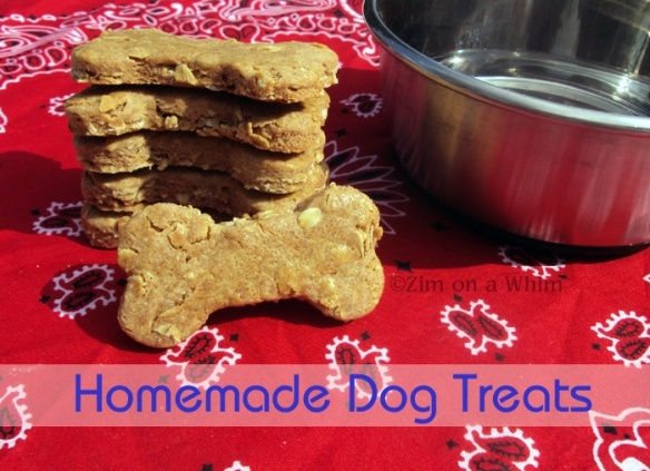 Easy Homemade Dog Treats with Applesauce and Peanut Butter