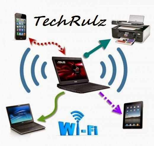 Best softwares to make wifi hotspot on windows 8.1/8/7 pc/laptop