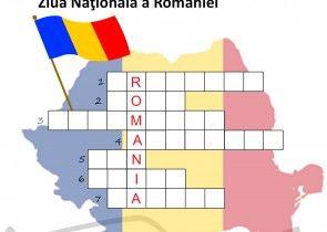 Rebus Ziua Nationala a Romaniei