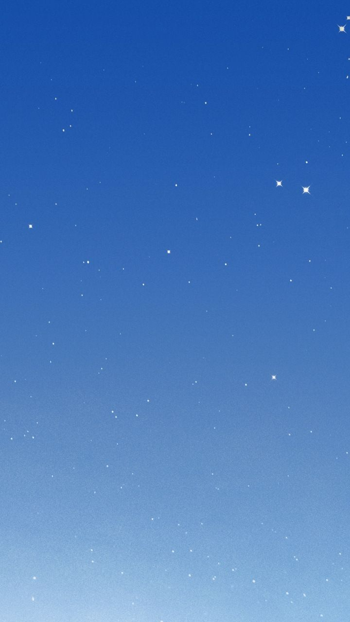 Clear Sky Sky Blue Stars Evening 720x1280 Wallpaper Blue Sky Wallpaper Blue Wallpaper Iphone Blue Sky