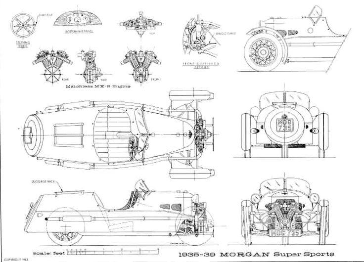 Side View Of Reverse Trike Google Search 3 Wheelers
