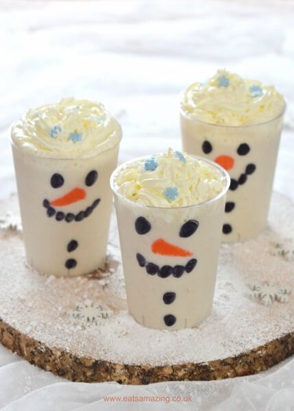 hello, Wonderful - 13 CUTE AND HEALTHY CHRISTMAS SNACKS FOR KIDS