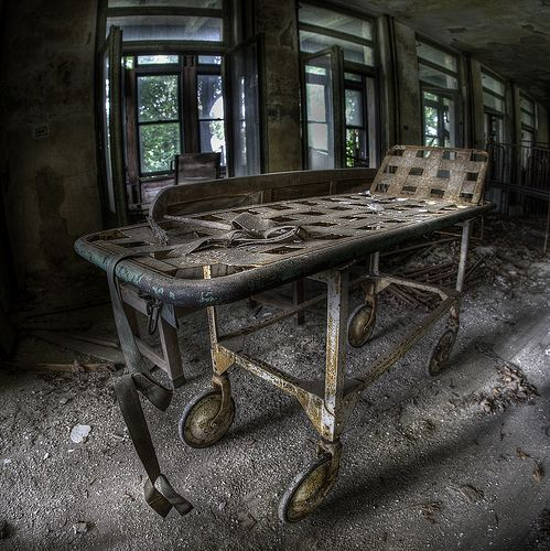 17 Best Images About Prisons And Asylums On Pinterest