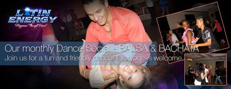 This Saturday! Salsa Bachata Social! New taxi dancers will be available to practice with students all night! Also we are doing a Tribute to El Gran Combo and Toby Love and also we'll play additional great music like Kizomba, cha cha and even some Tango! FREE SALSA workshop with Oscar Naranjo as part of the cover $15 or $10 if you have the VIP Latin Energy Card!