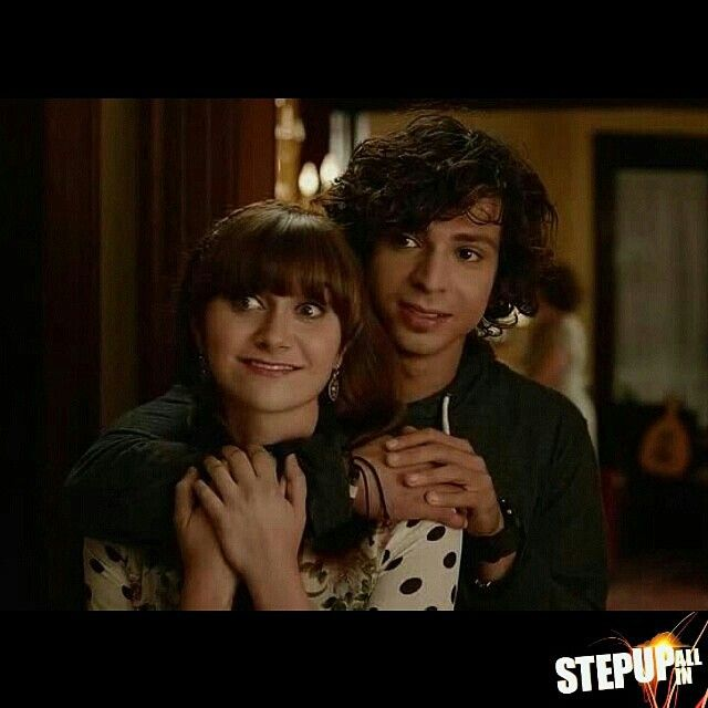 who is moose in step up dating