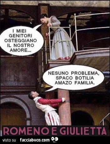 Romeno e Giulietta