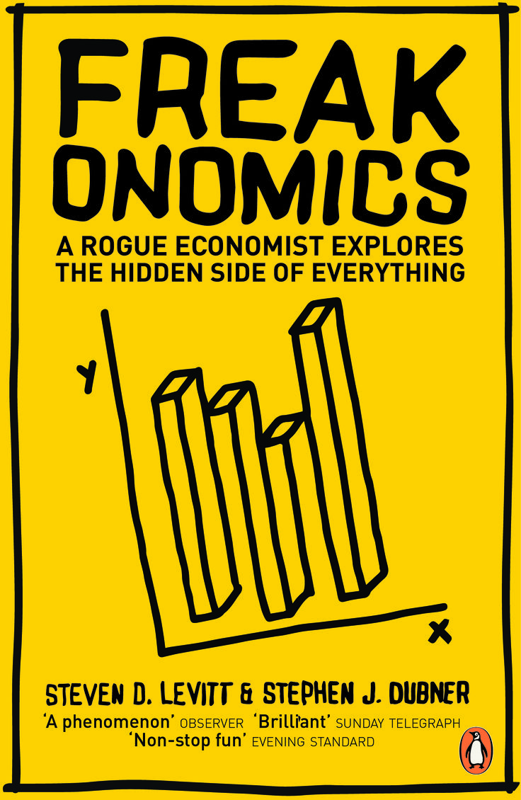 2015 Winner (adult Nonfiction)  Scott Kooken  Freakonomics