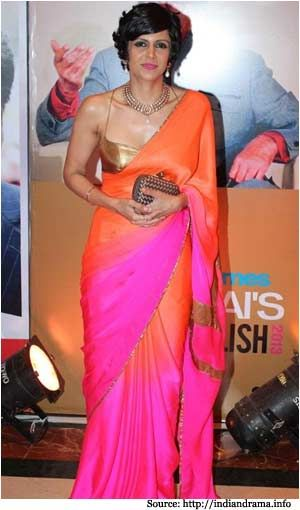 Mandira Bedi - An Actor, an anchor and now a Fashion Designer too!