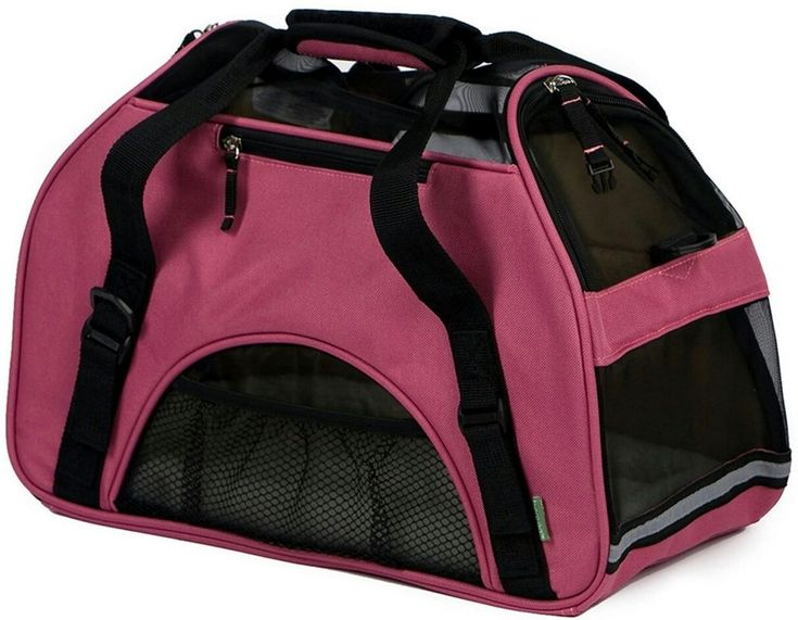 NWT Bergan Comfort Carrier Raspberry Wine Soft-Sided Small Pet Carrier | Pet Supplies, Small Animal Supplies, Carriers & Crates | eBay!