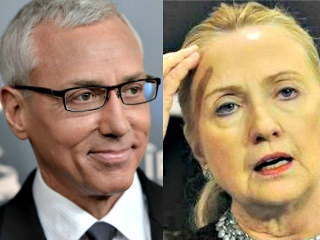 Dr. Drew: ?Gravely Concerned? about Hillary Clinton?s Health