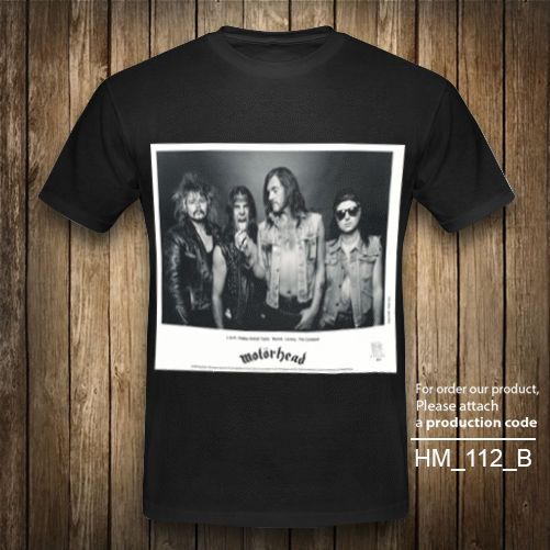 LEMMY IAN MOTORHEAD T-Shirt Heavy Metal Vintage Retro Rock Black Graphic XS-2XL #Unbranded #GraphicTee