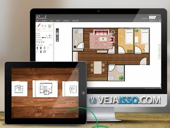 Top 3 melhores para planejar decoração casas e apartamentos - virtual