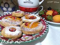 Biscotti di frolla senza burro con frutta | Ricetta