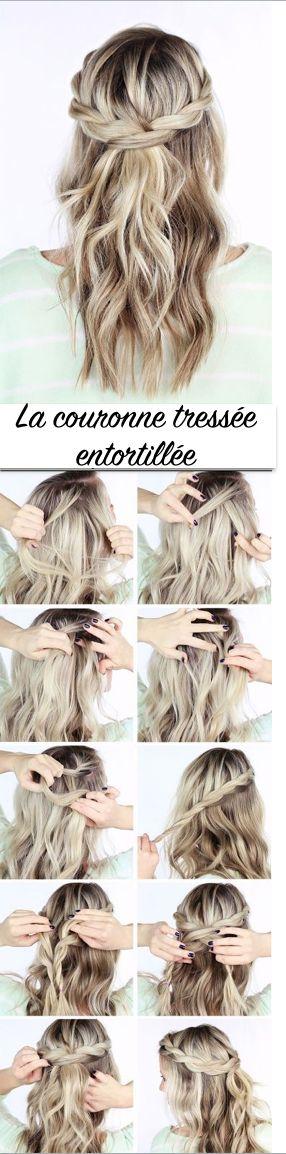 tuto de fetes coiffures