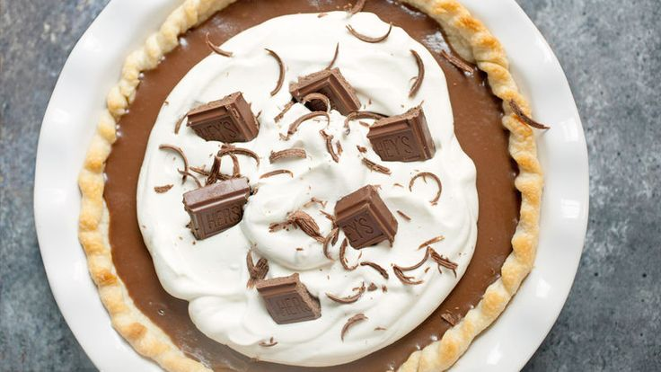 Prepare to be blown away by how easy it is to make this smooth and creamy chocolate icebox pie. It's a chocolate lover's dream!