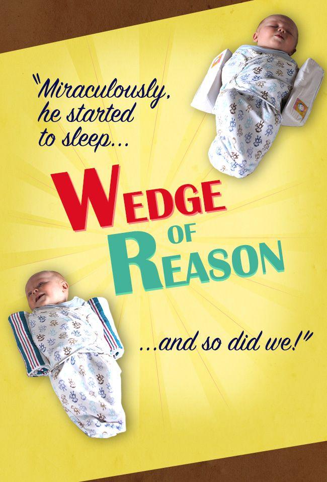 The Practically Perfect Baby: Sleep Wedges