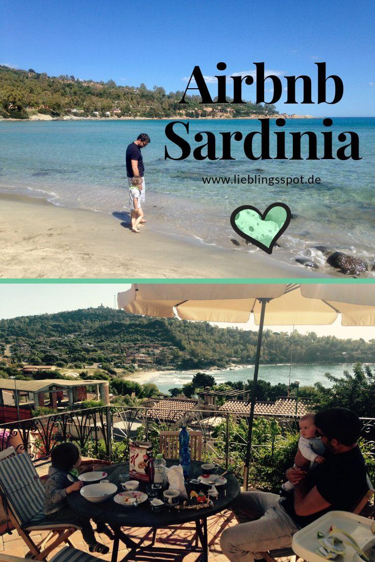 Sardinien Unterkunft Charmantes Airbnb Apartment Mit Meerblick
