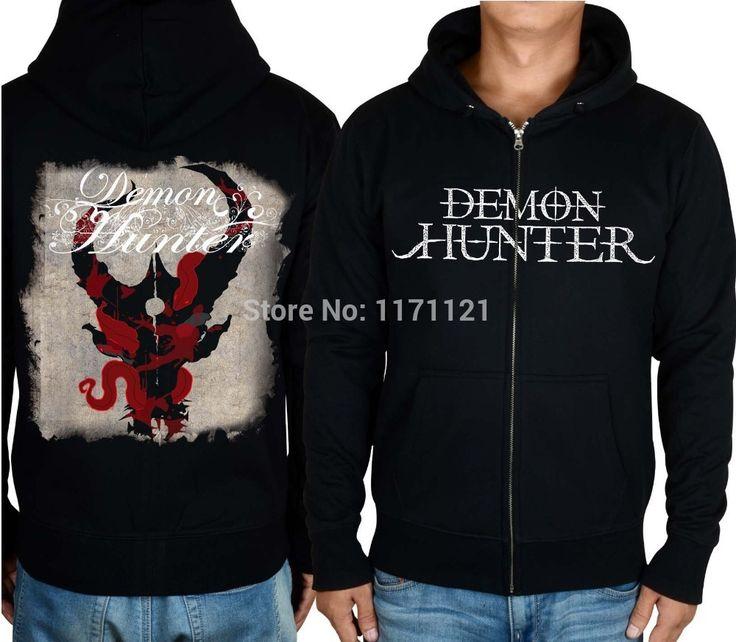 >> Click to Buy << Demon Hunter blood by blackhawk album cover metalcore christian metal pop mucis Hoodie #Affiliate