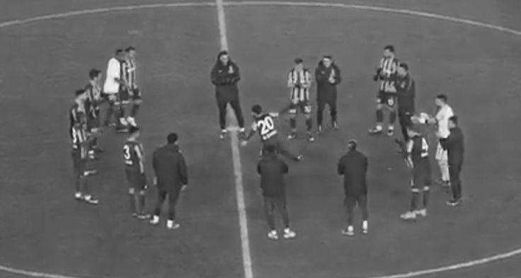 'Üçlü'nün ardından 'kolbastı':Olcay Şahan yeni stadın açılış maçında iki asist, sekiz kilit pasla 'yıldızlaştı'