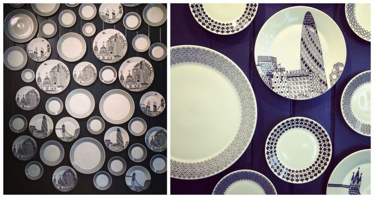 Charlene Mullen and Royal Doulton collection