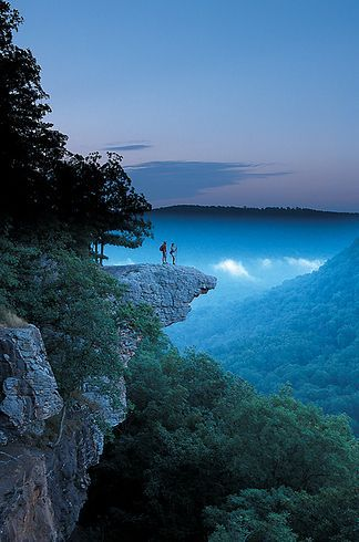 Whitaker Point στην πόλη Arkansas