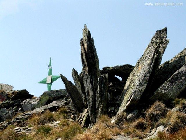 #Lespezi peak - #Fagaras_Mountains, #Romania