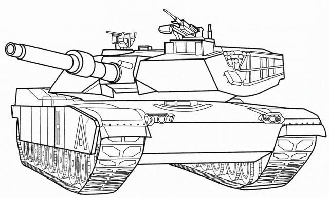 Leopard Tank Coloring Pages Coloring Pages Army Tanks Army Drawing