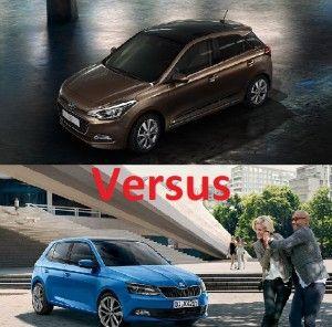 Škoda Fabia 3 vs. Hyundai i20. Duel s jasným vítězem?  http://autotrip.cz/skoda-fabia-vs-hyundai-i20/