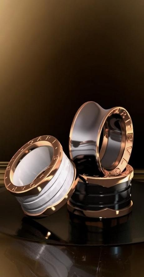 Bvlgari rings ♥✤ | KeepSmiling | BeStayClassy