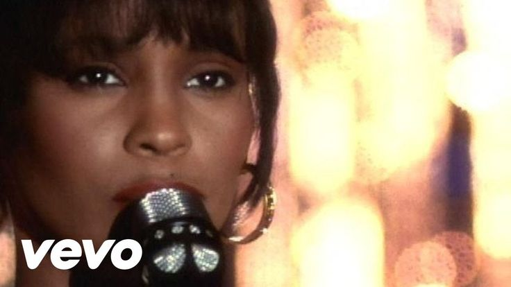 Whitney Houston - I Will Always Love You, Esta es mi canción favorita, de parte de Kaila <3 <3