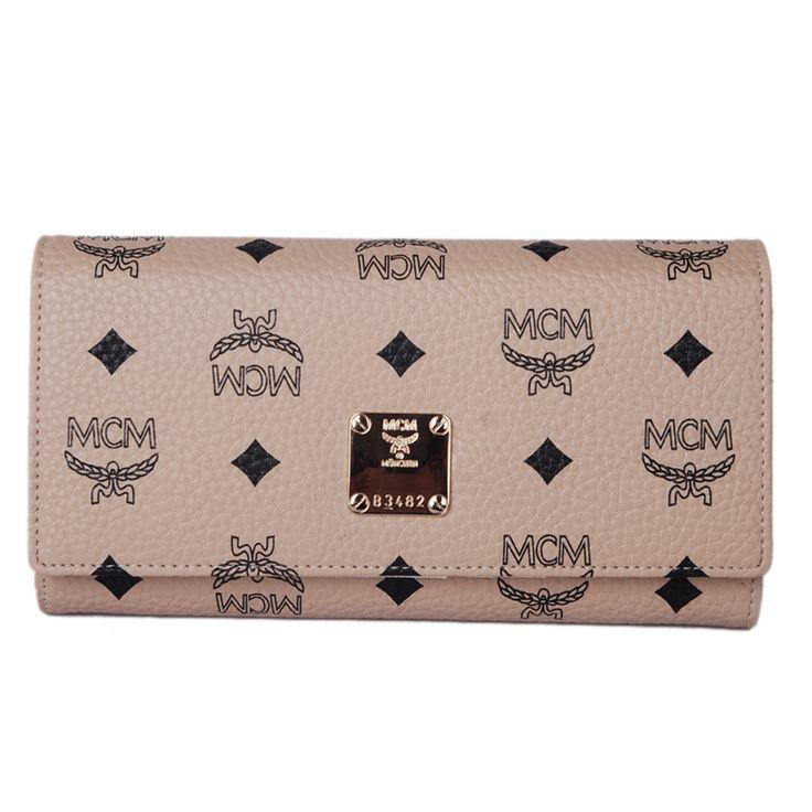 MCM Long Wallet Outlet-0003