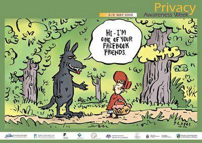 Beware Social Media