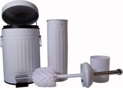 HTI Living Badezimmer Set Mit Abfallbehälter Und WC Bürste 3 Jetzt  Bestellen Unter