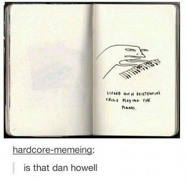Nothing you say can convince me that this was meant to be anything other than Dan.