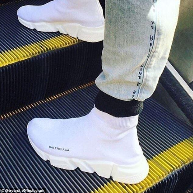 the one that look like socks ideas