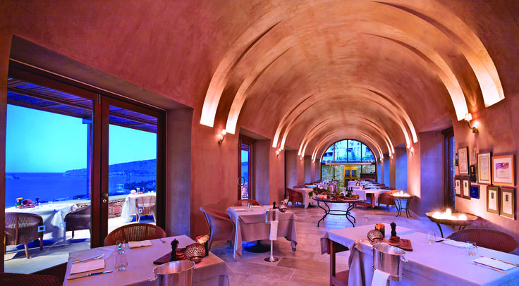 Blue Palace, a Luxury Collection Resort & Spa in Elounda. Official site to a resort of exceptional quality and style in Crete Greece.