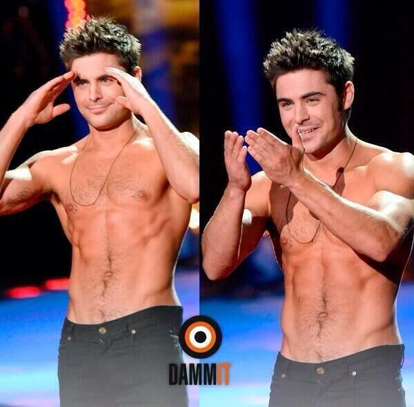 Zac Efron appreciation