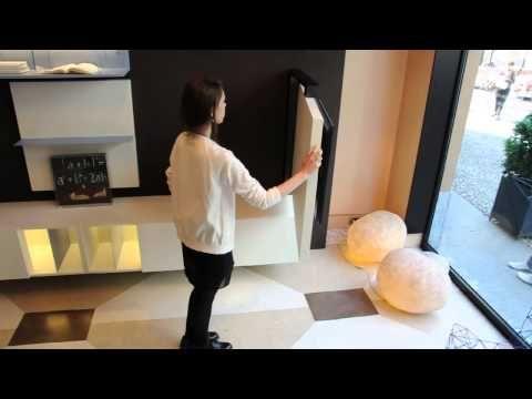 porta tv orientabile girevole FULL 360 by Astor - Dettaglio Prodotto