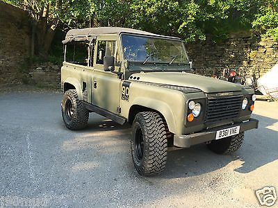 125 best landrover 3series images on pinterest cars landrover 1985 land rover defender 90 39 v8 auto soft top freerunsca Image collections