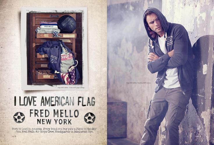 Fred Mello man #fredmello #fredmello1982 #newyork #accessories #mancollection #springsummer2013 #accessible luxury #cool #usa #