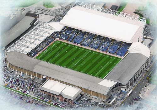 Elland Road, Leeds United FC