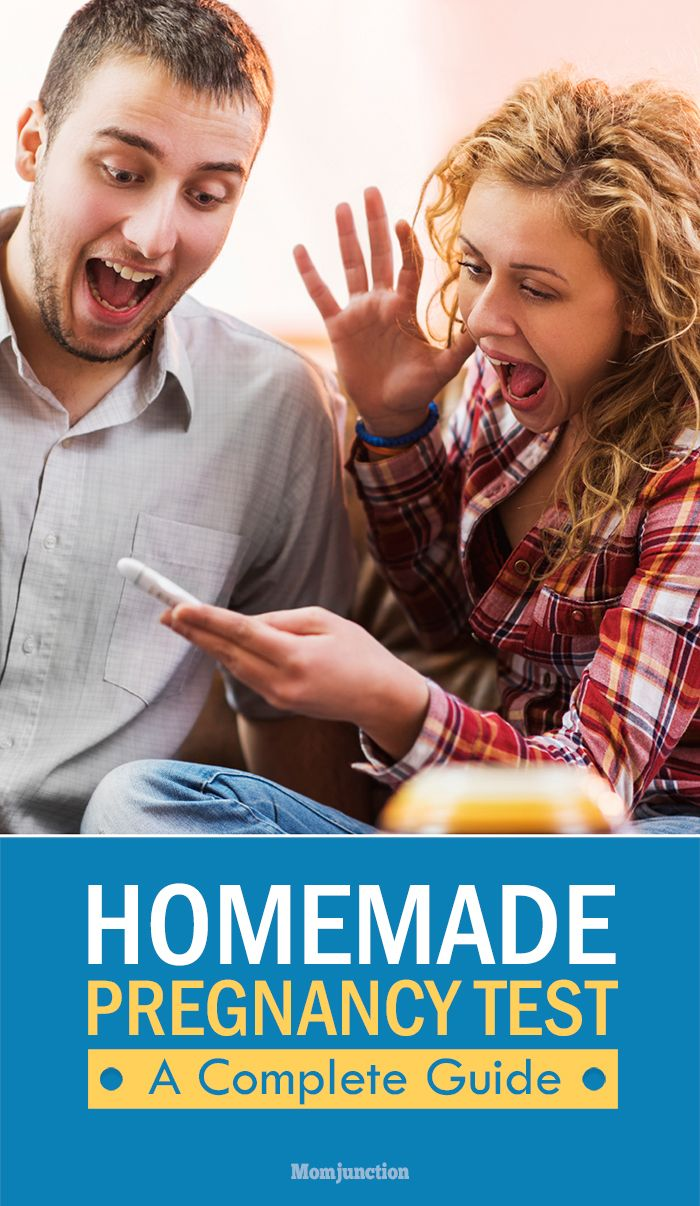 Homemade Pregnancy Test - A Complete Guide