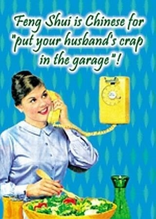 182 best not so good housekeeping images on pinterest for Feng shui garage